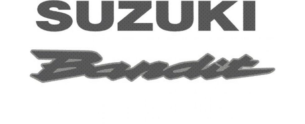 Suzuki Bandit Decal